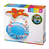 Intex Lil Star Shade Baby Pool