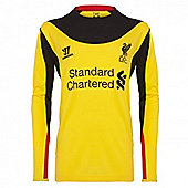 2012-13 Liverpool Goalkeeper Away Shirt (Kids)