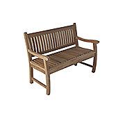 Bracken Style Charnwood Bench - 120cm W