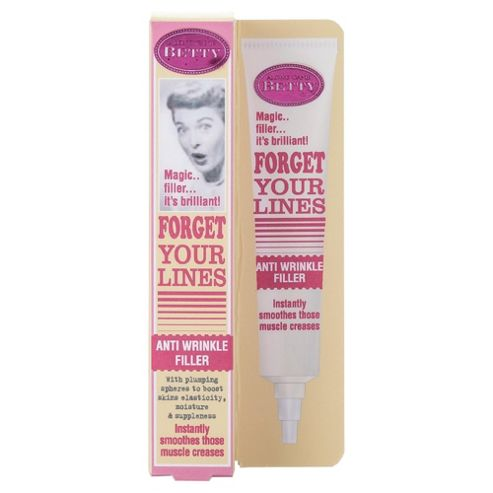 Along Came Betty Anti-Wrinkle Filler Forget Your Lines 20Ml