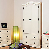 Home Essence Quebec 2 Door 2 Drawer Wardrobe