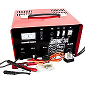 Metal Cased 20 amp Battery Charger