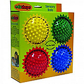 Halilit Pack of 4 Sensory Balls