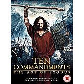 Ten Commandments: The Age of Exodus DVD