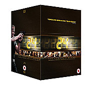 24 Seasons 1-9 (DVD Boxset)