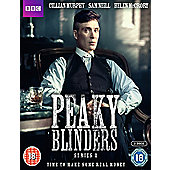 Peaky Blinders Series 2 BLU-RAY 2 disc
