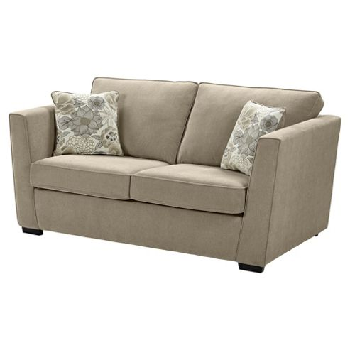 Buy oxley sofa bed taupe from our sofa beds range tesco for Sofa bed tesco