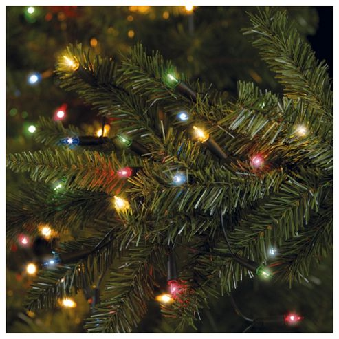 Buy Tesco 50 Fairy Lights Coloured From Our All Christmas
