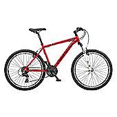 "Claud Butler Trailridge 1.3 Mens' 20"" Red Mountain Bike"