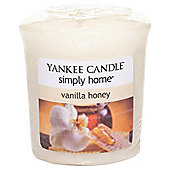 Yankee Candle Votive Vanilla Honey