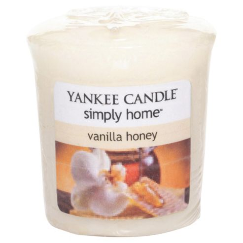 Yankee Candle Votive Vanilla Honey