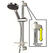 Triton Showers Adam 5 Position Shower Kit in Chrome