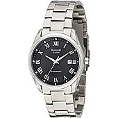 Accurist Gents Automatic Bracelet Watch MB916B