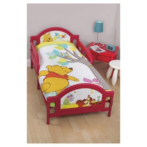 Winnie The Pooh Toddler/Junior Bed