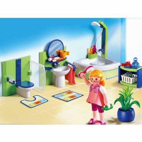 Playmobil - Bathroom 4285