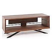 ARENA-AA110W Walnut TV Stand for up to 55 TVs