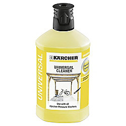 Karcher Universal Plug & Clean Detergent, 1L