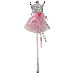 Rubies - Sleeping Beauty Glitter Wand
