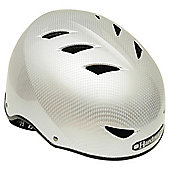 HardnutZ  Silver Carbon Large 58-61cms