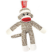 Funtime Screaming Flying Sock Monkey