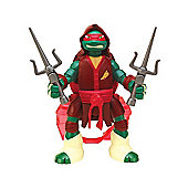 Teenage Mutant Ninja Turtles - 14cm Throw 'n Battle Raphael