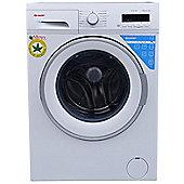 Sharp White 7kg Washing Machine, ES-FB7144W3