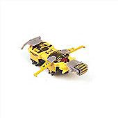 Hexbug Warriors Battling Robots - Tronikon Tech Academy - Yellow S1-1a