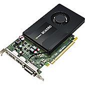 HP Quadro K2200 Graphic Card - 4 GB GDDR5 - PCI Express 2.0 x16
