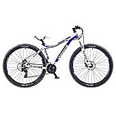 "2014 Whistle Tulukai Womens 17"" 21 Speed 29ER Mountain Bike"