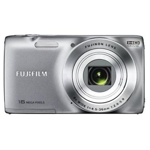 Fujifilm FinePix JZ200 Digital Camera - Silver