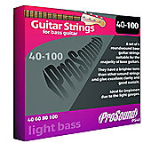 ProSound Light Bass 4 String Set - PS40