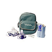 Poly Green Ultrasonic Portable Nebuliser Kit Pack
