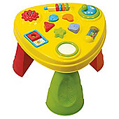Tesco Activity Table