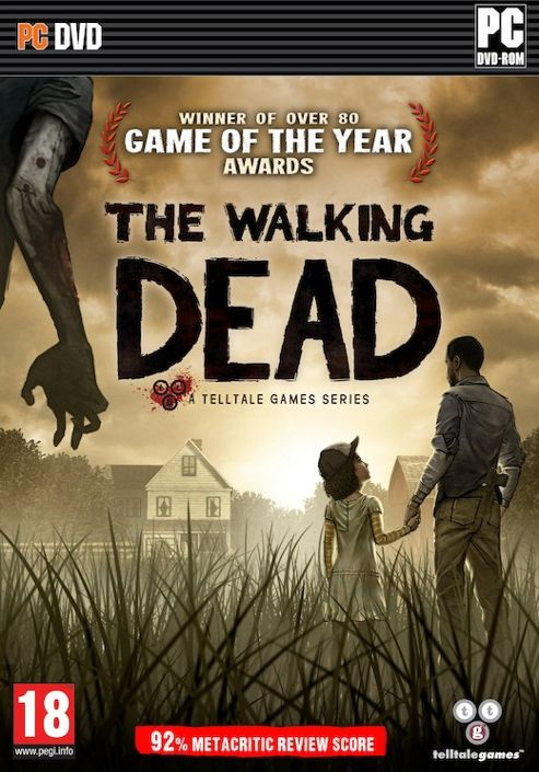 The Walking Dead By Telltale Games