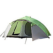 North Gear Outdoor Camping Holiday Festival Waterproof Lux 8 Man 2 Room Tent