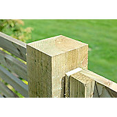 2.4m x 95mm square Elite Post - 5pack