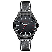 Bench Unisex Black Steel Fashion Watch - BC0424GNBK