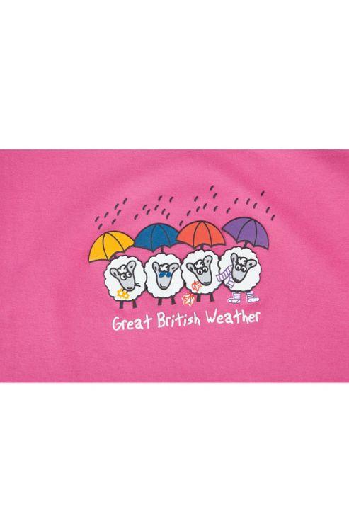 Great British Weather Women's Tee-Shirt
