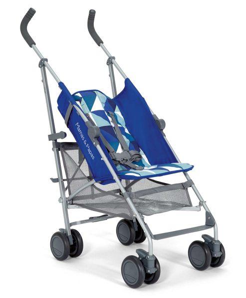 Mamas & Papas Buggy Trek, Blue