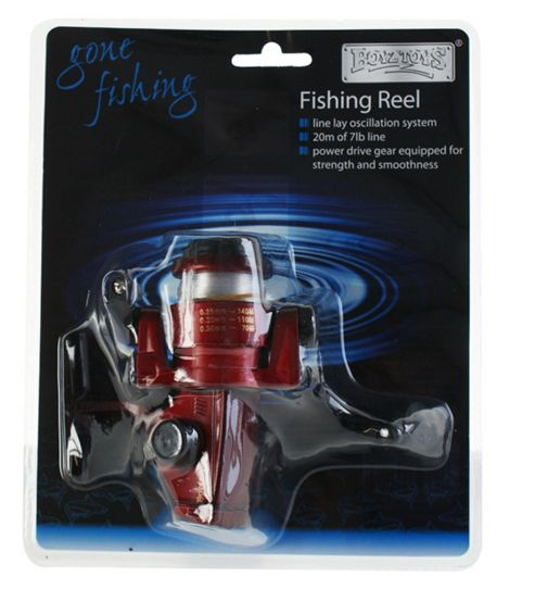 Fishing Reel - Boyz Toys