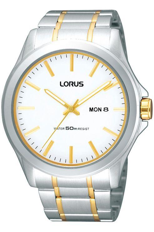 Lorus Gents Bracelet Watch RXN61CX9
