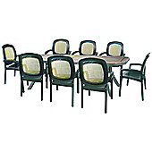 Nardi Toscana 9 Piece Dining Set