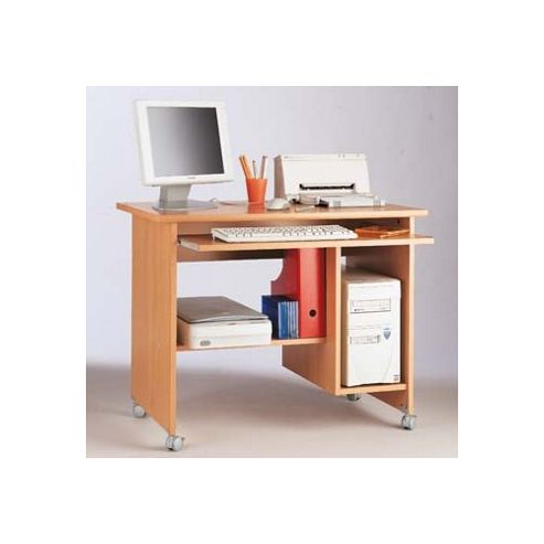 Ciatti Computer Desk in Cherry
