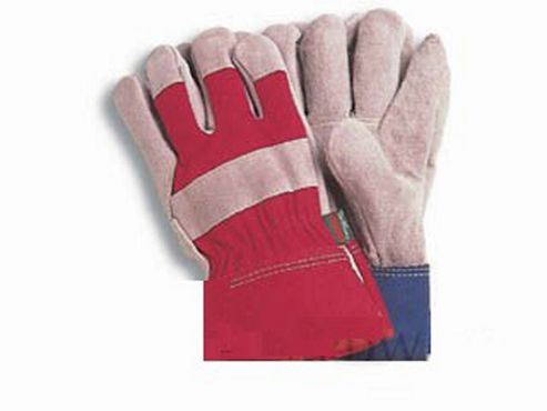 Town & Country Tgl106m General Purpose Navy/Red Gloves - Mediu