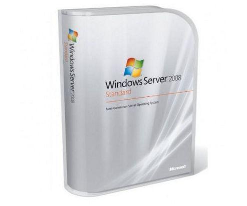 HP Microsoft Windows Server 2008 1-CAL User Pack (English, German, French, Italian, Spanish)