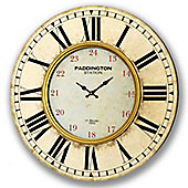 Hill Interiors Paddington Station Round Clock