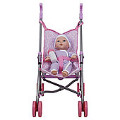 Emmi Baby with Stroller set