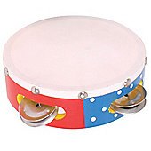 Bigjigs Toys BJ194 Tambourine