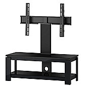Sonorous High Gloss 2 shelf cantilever stand for up to 42 inch TVs