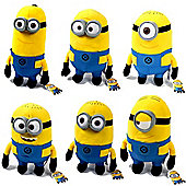"Despicable Me 2 Minion 10"" Medium Plush"
